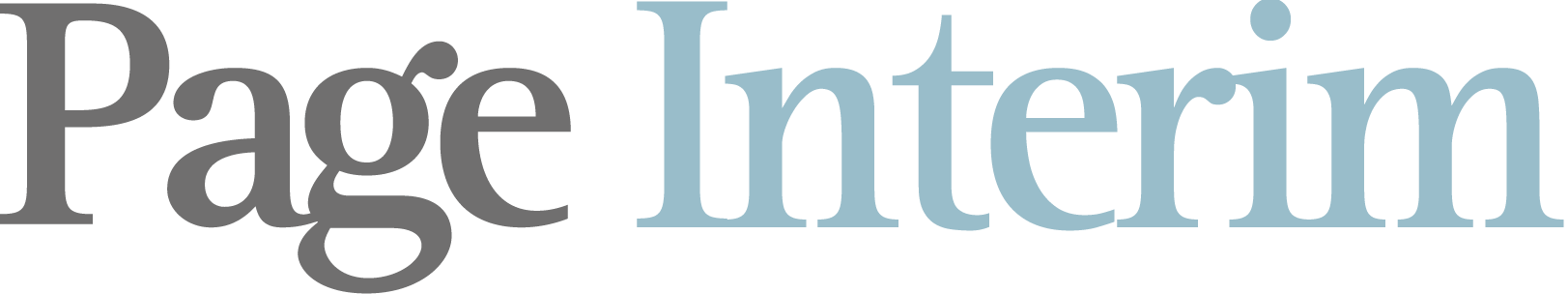 Page Interim Logotipo