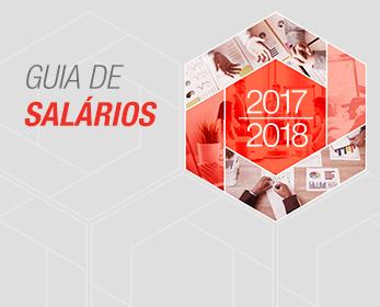 Guia de Salários para estagiários, analistas e coordenadores – 2017/2018